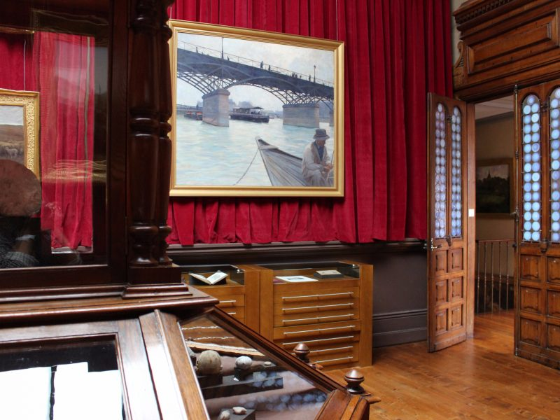 Galerie des arts et des sciences©Muséecanel