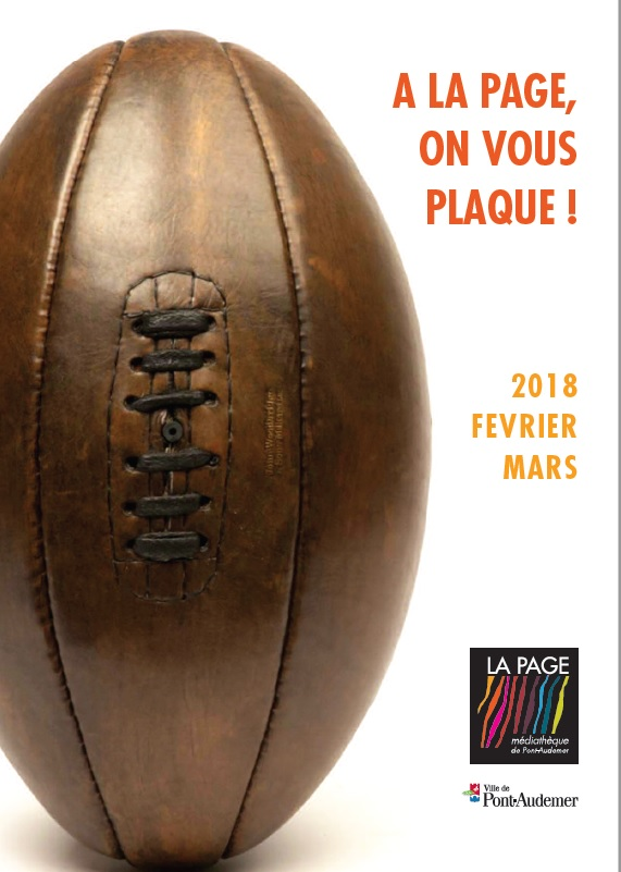 Carte postale rugby