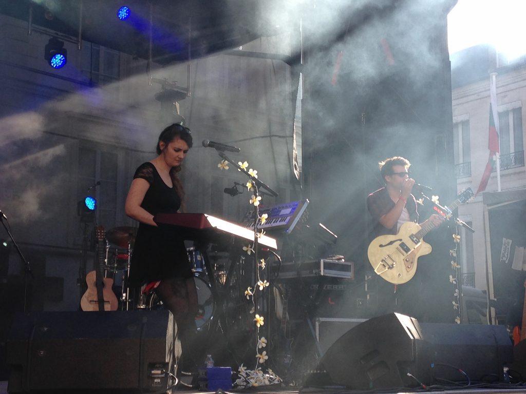 mascarets - concert