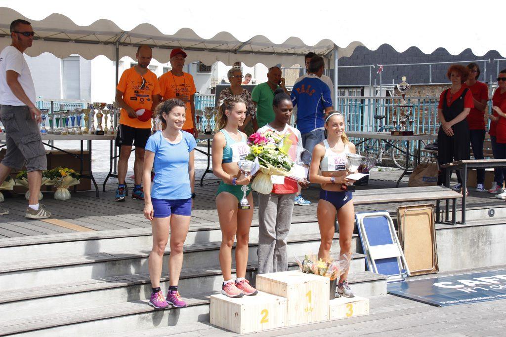 mascarets podium femmes
