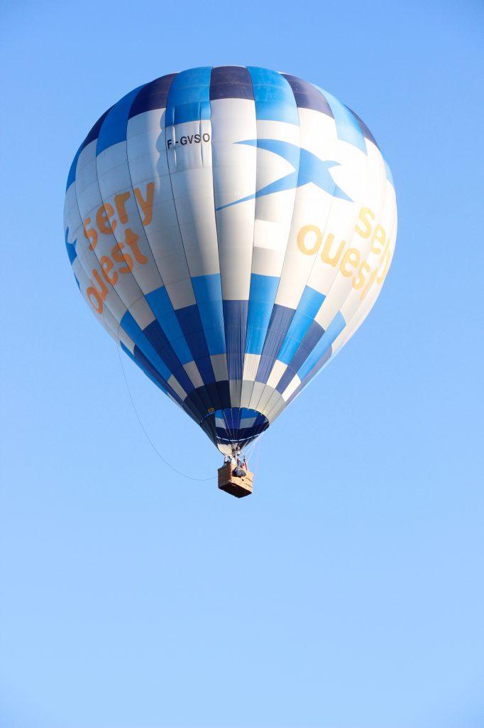 mascarets montgolfière