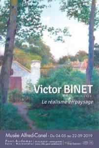 Affiche Victor Binet