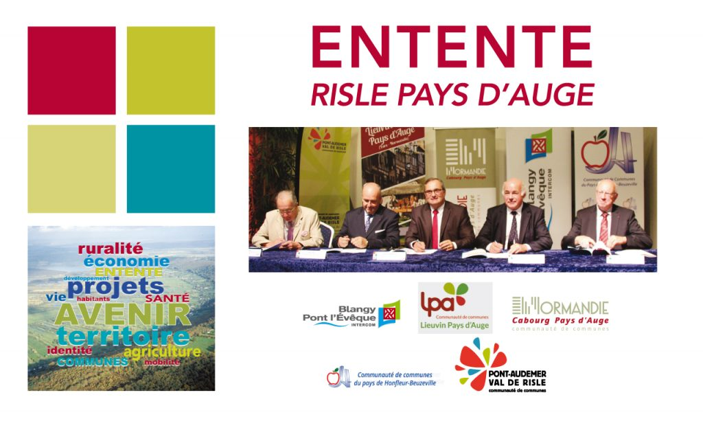 Entente intercommunautaire Risle Pays d'Auge