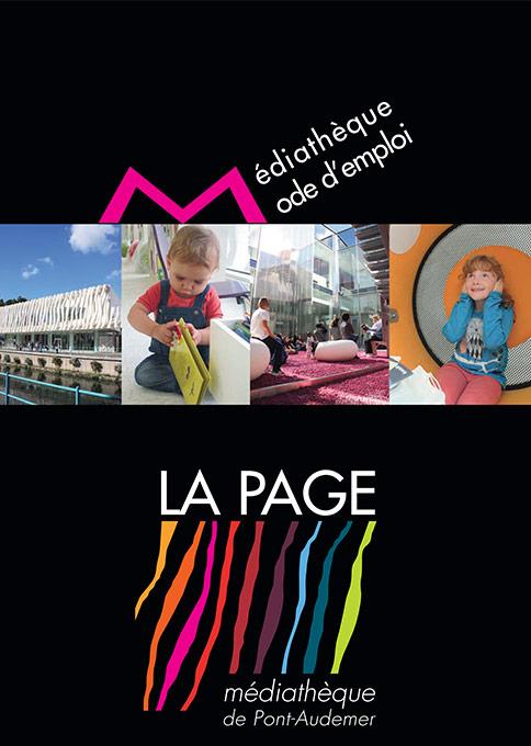 Guide 2017 de la Médiathèque La page à Pont-Audemer
