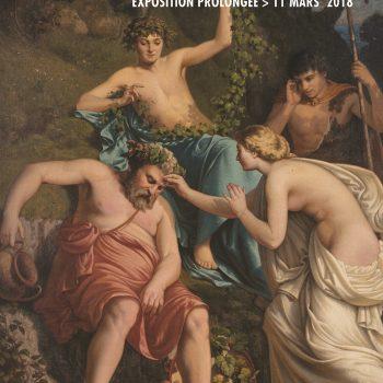 Affiche de l'exposition Acquisitions & Restaurations