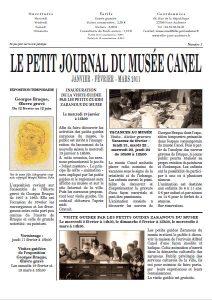 petit journal du musée n°1