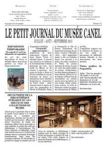 petit journal du musée