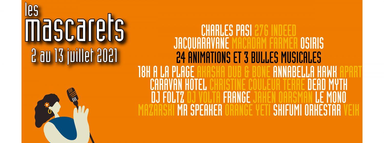 Édition 2021      Ven. 2 Juillet BULLES MUSICALES Des concerts répartis sur des petites scènes:  • Place Victor Hugo: 19h la Scène 1