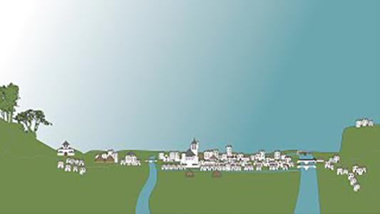 Venez visiter Pont-Audemer...  A 1h30 de Paris, au coeur du triangle Rouen, Caen et Le Havre, aux portes du Pays d'Auge et de la côte Fleurie, l'office de 1